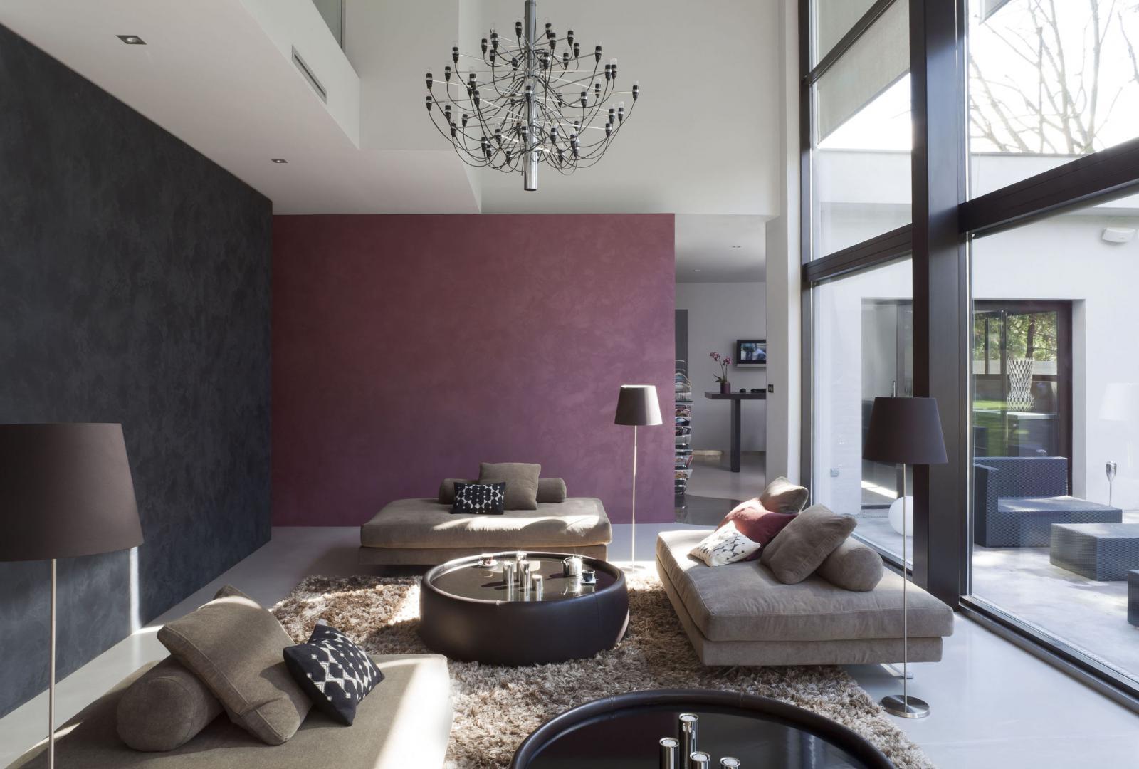 Scopri l 39 arte del decorativo italiano ivicolors - Couleur mur interieur maison ...